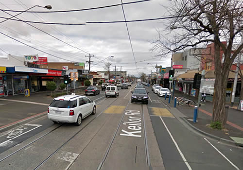 Keilor Rd, Essendon